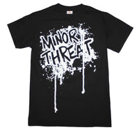Minor Threat Drip Logo T-Shirt