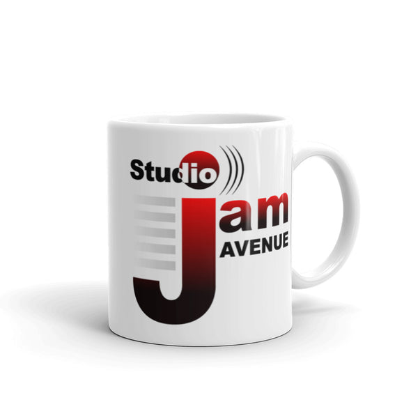 Mug Studio Jam Avenue Ceramic Music Cup