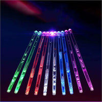 Led Light Drumsticks Percussion Instrument Luminous Accessories for Drum