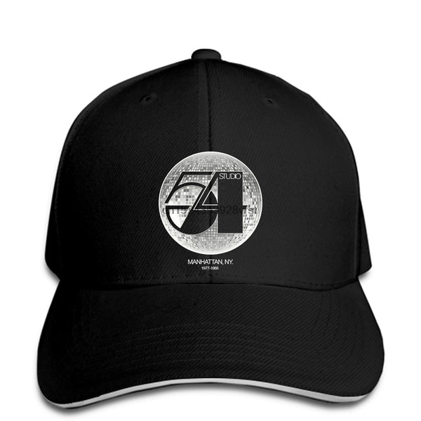 Studio 54 Baseball Cap Classics Retro Adjustable Hat SJA