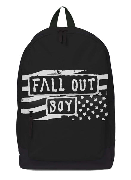 Fall Out Boy Flag Classic Backpack