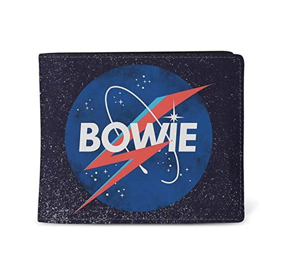 David Bowie Space Wallet
