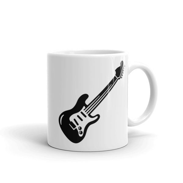 Guitar Ceramic Music Mug