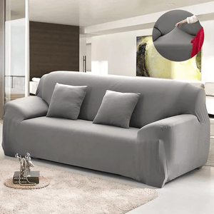 Sofa Cover 1-2-3 Seater soft stretchable Couch Protector #1 best Slipcover
