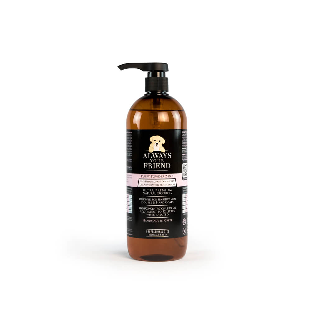 Puppy Powder Shampoo Professional Size
