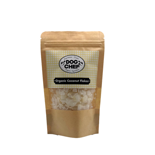 Organic Coconut Flakes 70gr