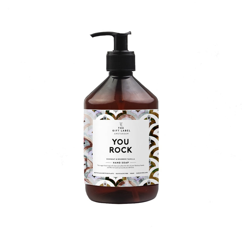 Hand soap - You rock - Lempi Lifestyle