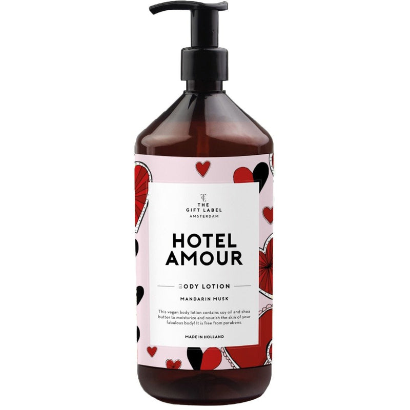 Body lotion - Hotel amour - SS19 - Lempi Lifestyle