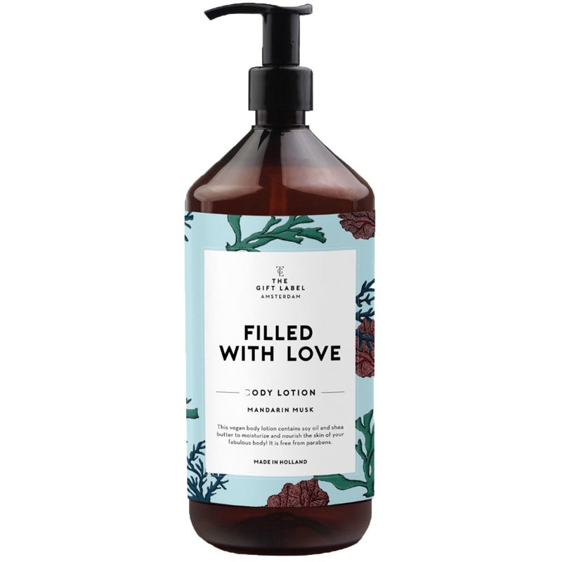 Body lotion - Filled with love - Lempi Lifestyle