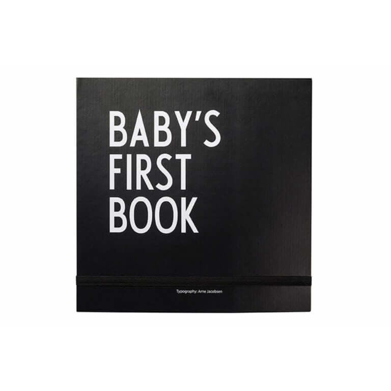 Baby's first book - BLACK - Lempi Lifestyle csp-variant-img