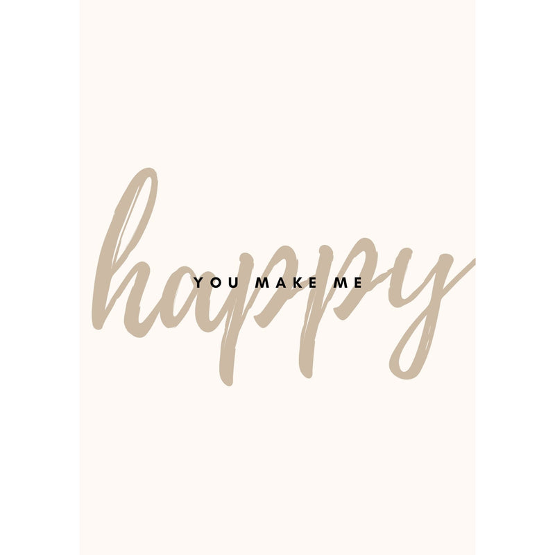you make me happy - Lempi Lifestyle