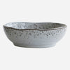 Bowl, Rustic, Grey/Blue