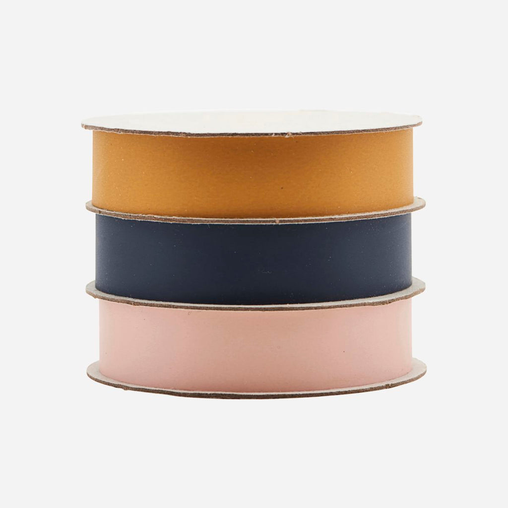 Ribbon, Light pink, Dark blue, Mustard - Lempi Lifestyle csp-variant-img
