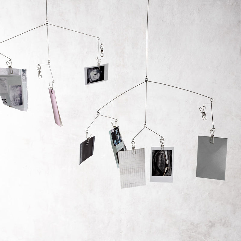 Photo display, Silver - Lempi Lifestyle