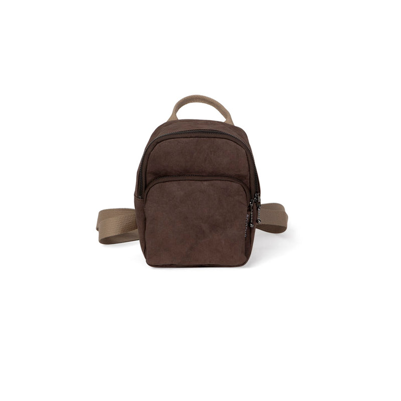 Mini Backpack Brown - Lempi Lifestyle