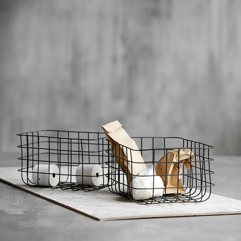 Baskets, Simply, Black