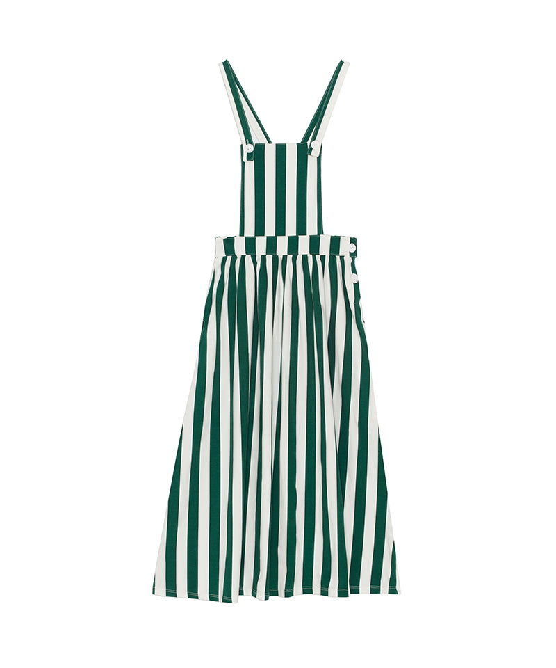 Weekend House Chef Strap Dress, Green