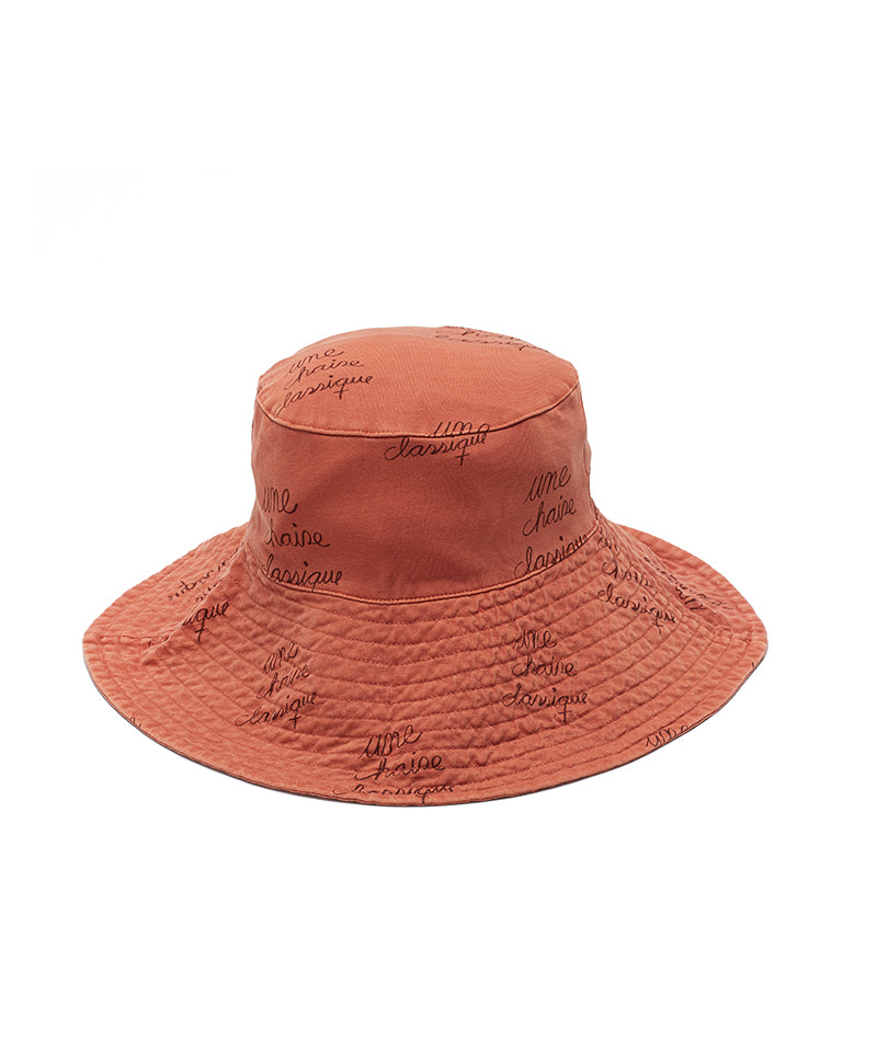 Weekend House Words Hat, Brown
