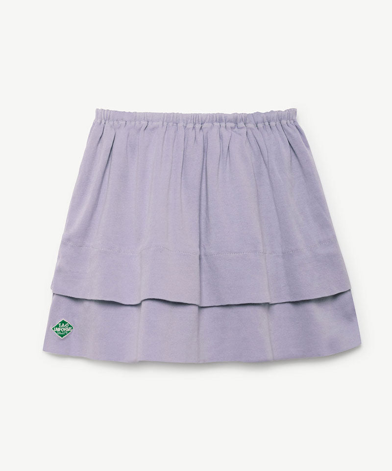 Seamstress Kids Skirt, Lavand TAO Uniforms