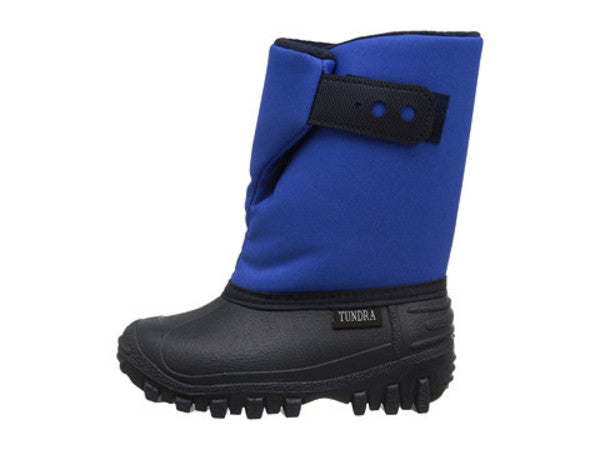 TEDDY ROYAL/NAVY BOOTS