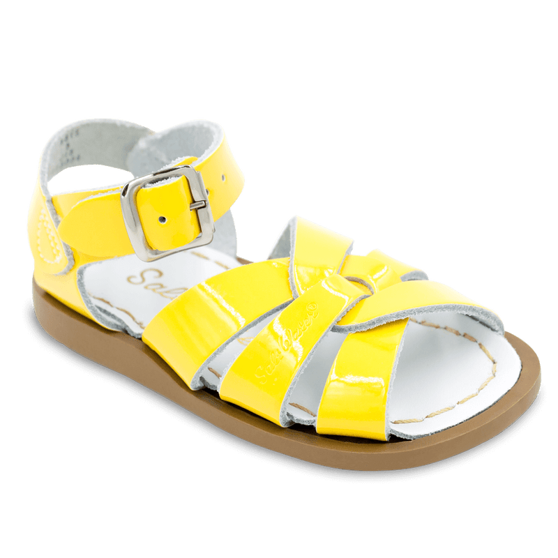 [Pre-order]  Original Sandal, Shiny Yellow