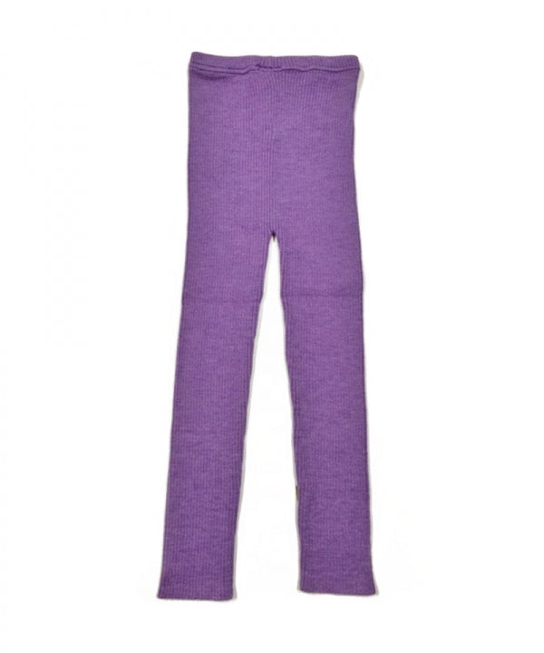 Knit Leggings (Violet)