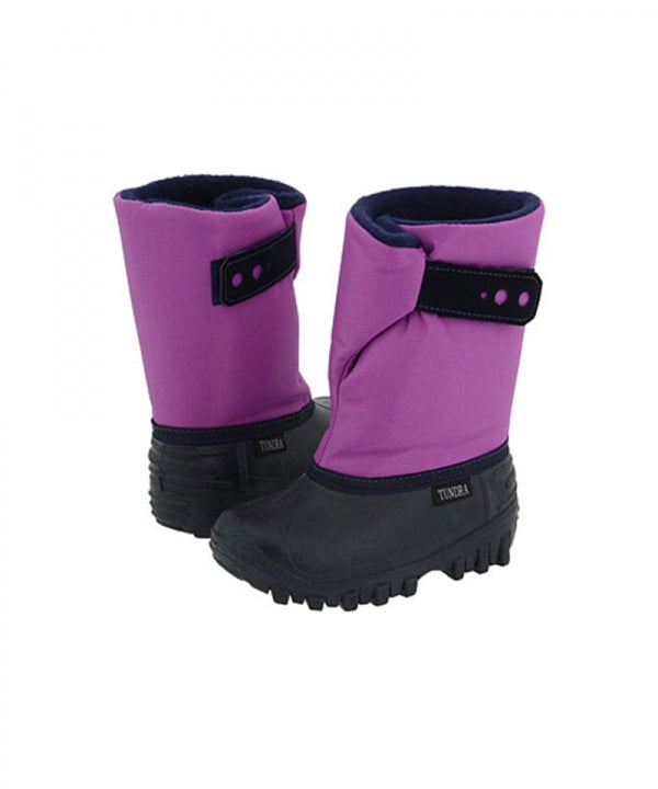 TUNDRA KIDS TEDDY 4 NAVY/GRAPE