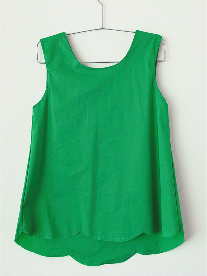 Blouse Ines (Green)