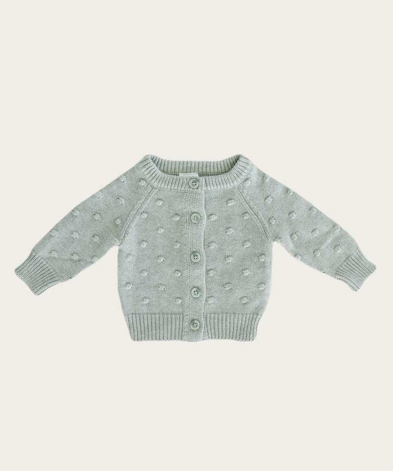 Dotty Cardigan, Seabreeze
