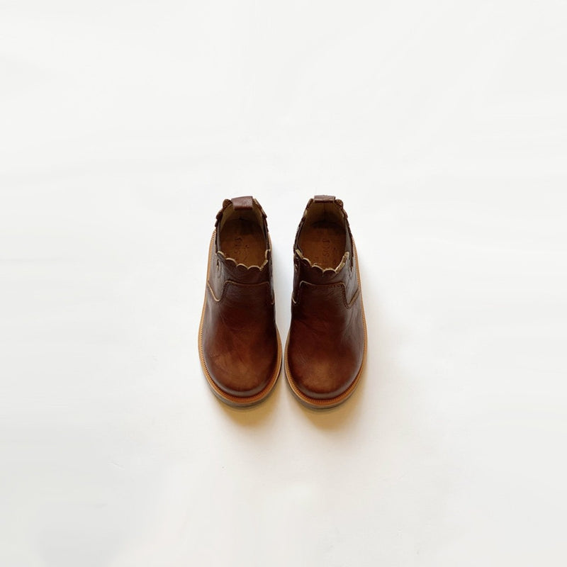 Maple Boots, Brown