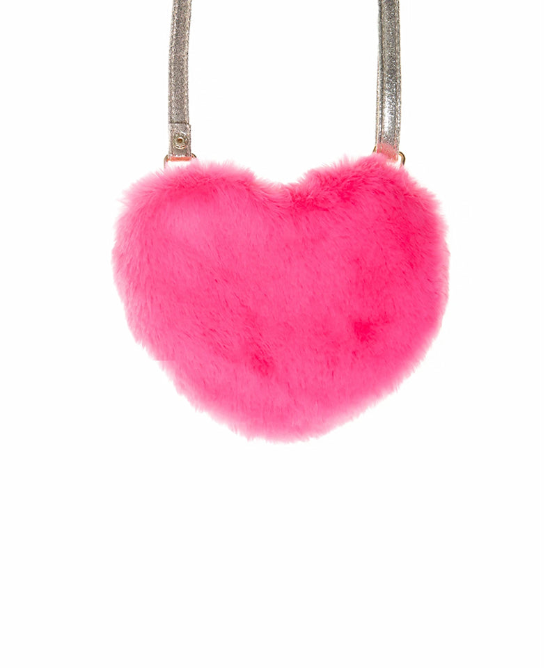 Love Heart Bag, Pink