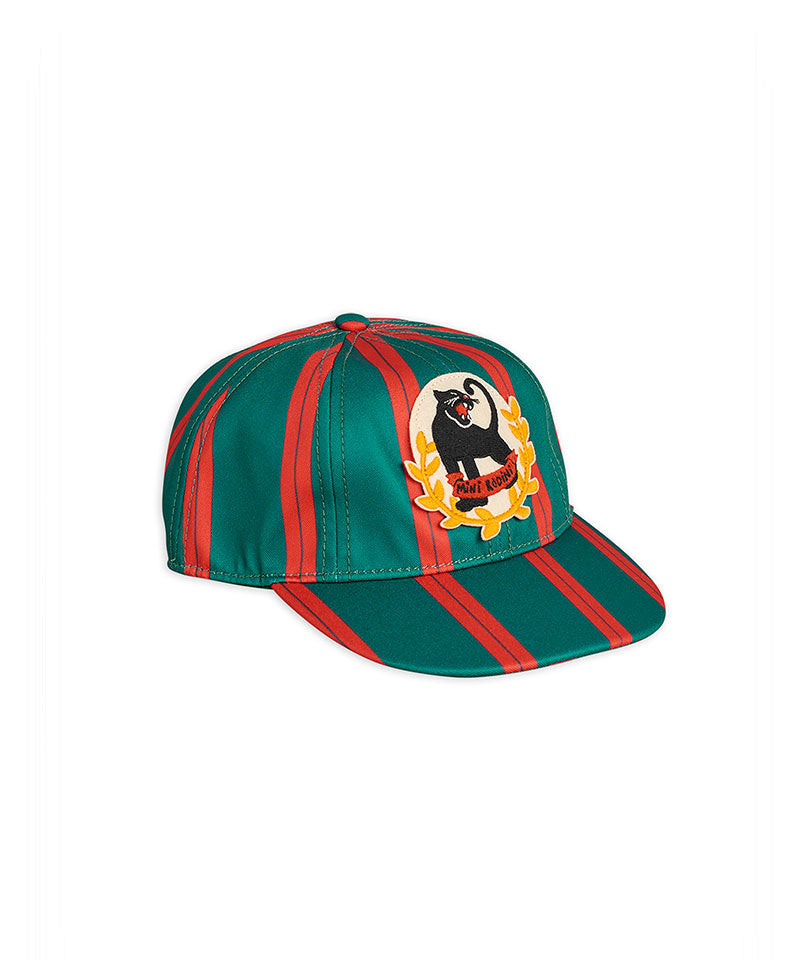 Badge Cap Green
