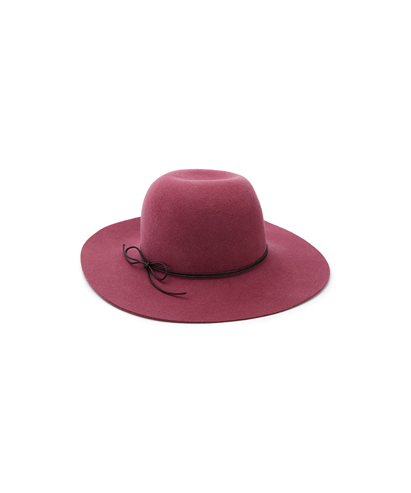 Bonton Bonbon Rose Wide Brimmed Hat