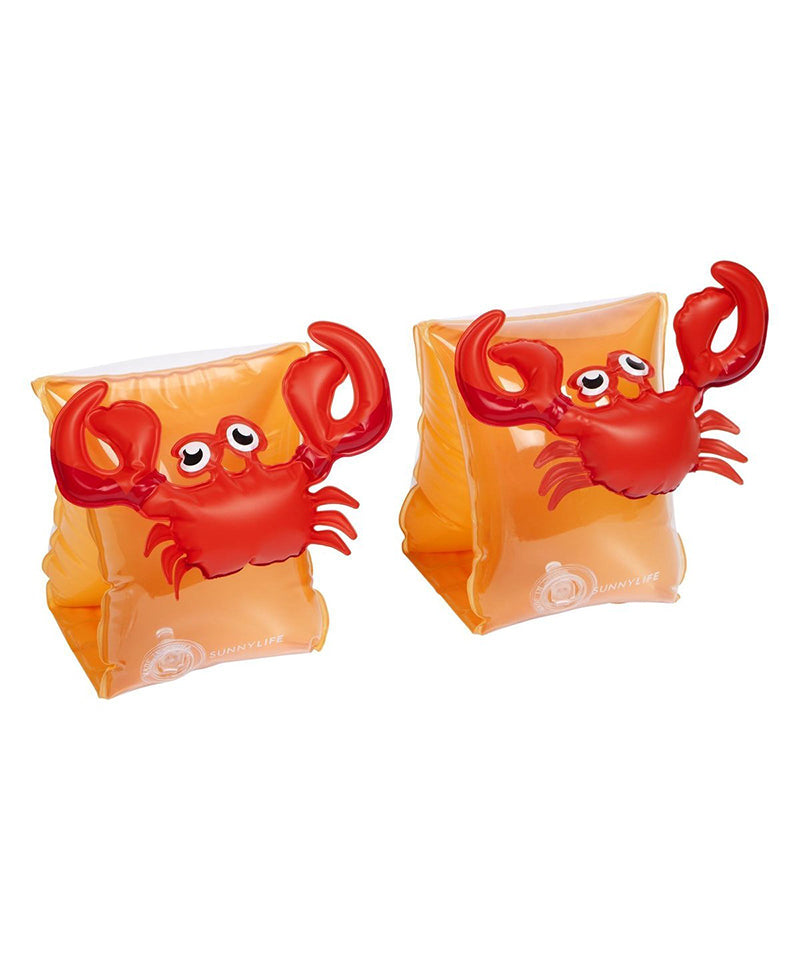 Float Bands, Crabby