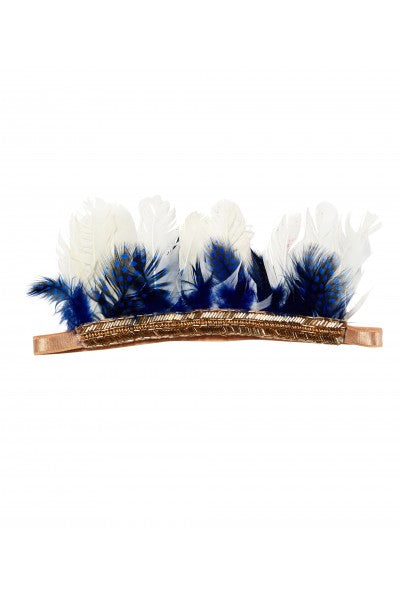 Firefly Headband, Royal