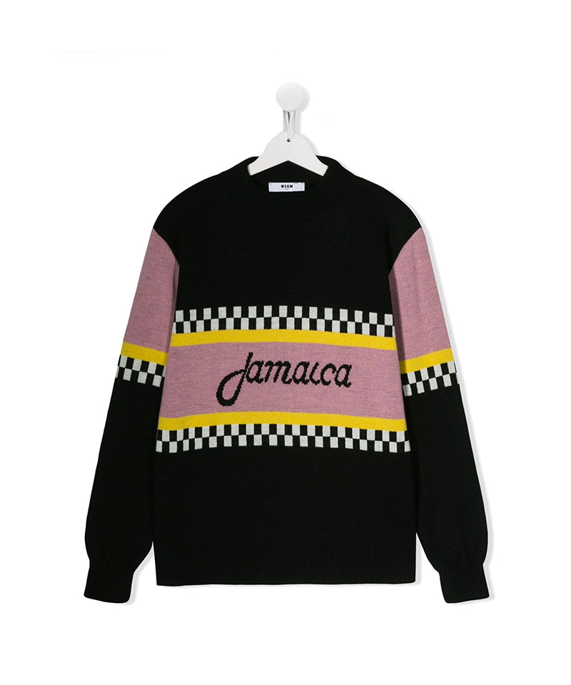 MSGM Single Color Jamaica Sweater