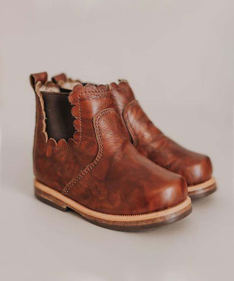[Pre-order] Maple Boots, Brown