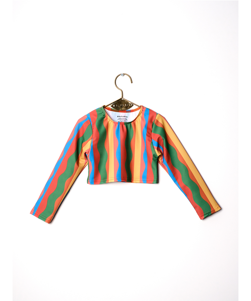 Maria Jumper, Multicolor Stripes