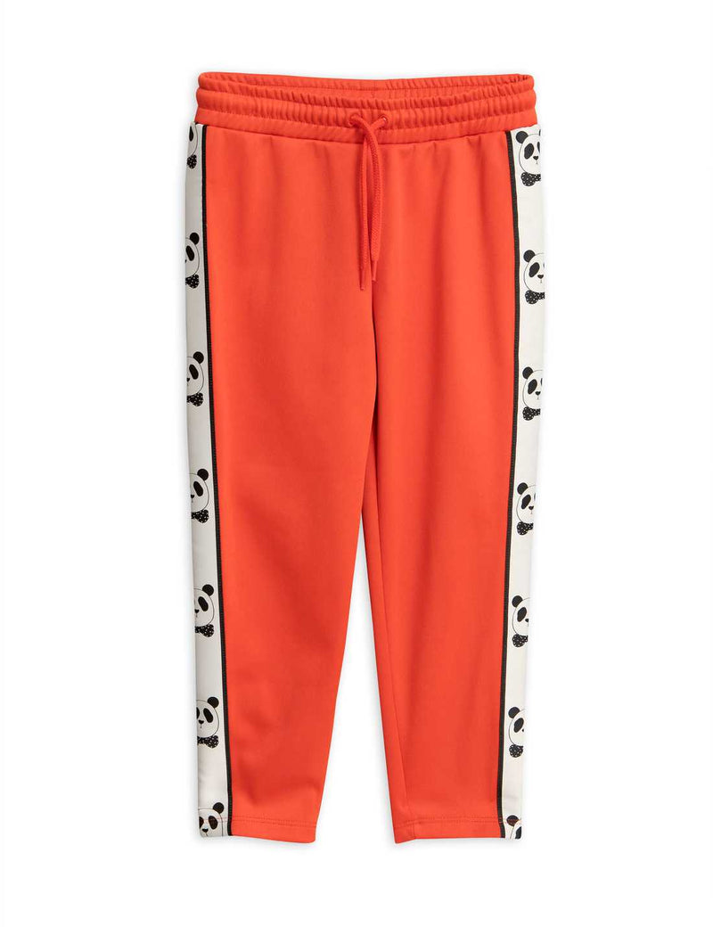 Panda wct Trousers, Red