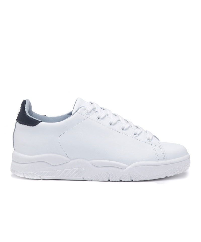Roger Low Sneakers White/Black