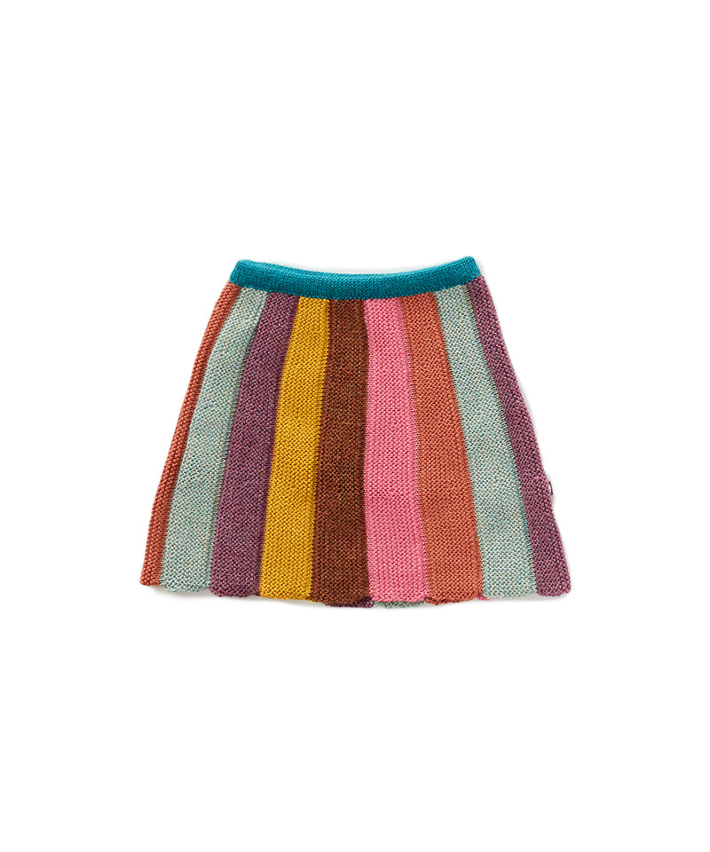 skirt stripe pink