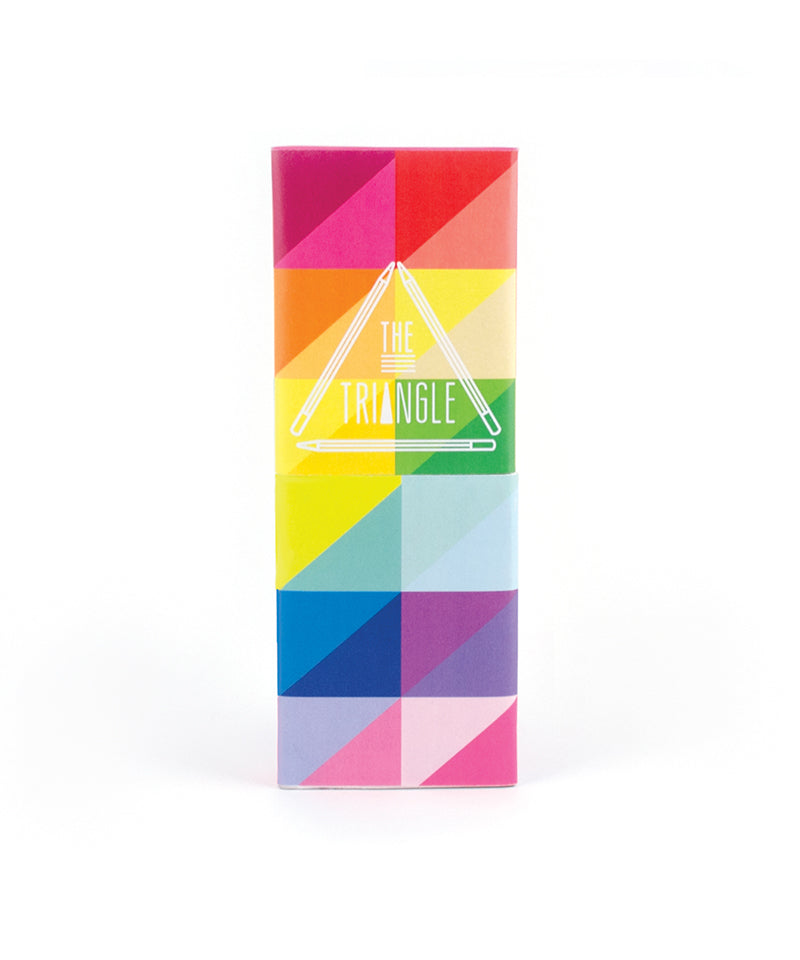 The Triangle Ergonomic Colored Pencils - Set of 36