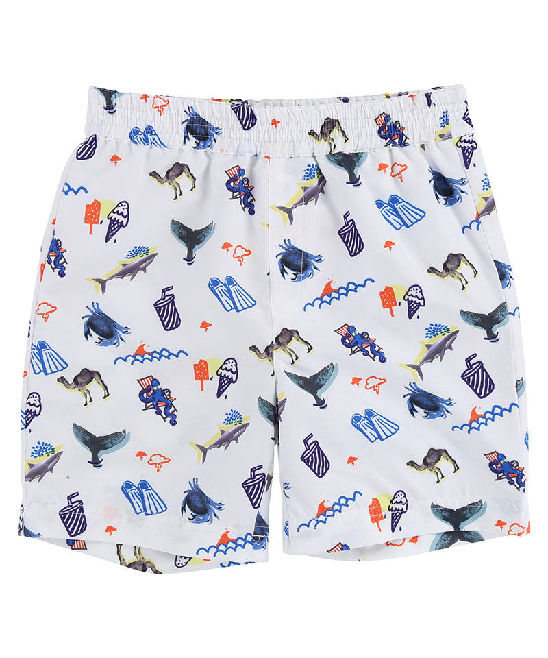 AOP Swimshorts