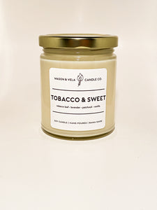 Tobacco and Sweet