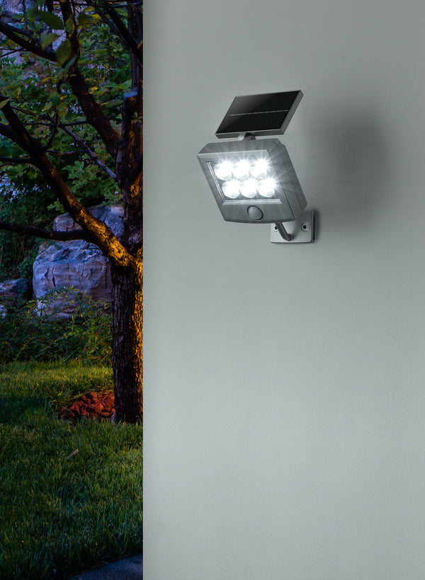 NewPowa Wireless Solar Motion Sensor Light - newpowa