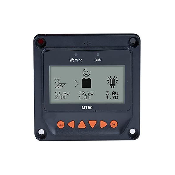 Newpowa Remote Control for MPPT Charge Controller