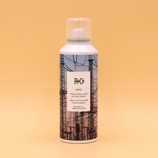 Grid Structural Hold Setting Spray | R+Co