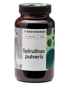 Spirulina Powder The beginnings 180 g