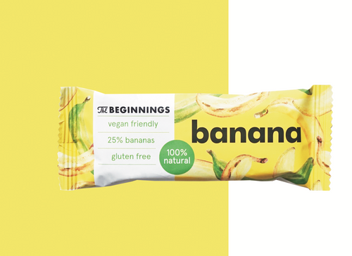 Banana bar 40g FULL PACK