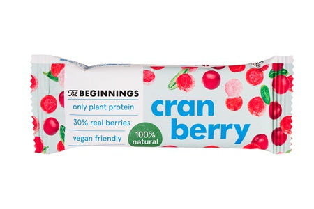 Red Cranberries bar 40g FULL PACK of 16